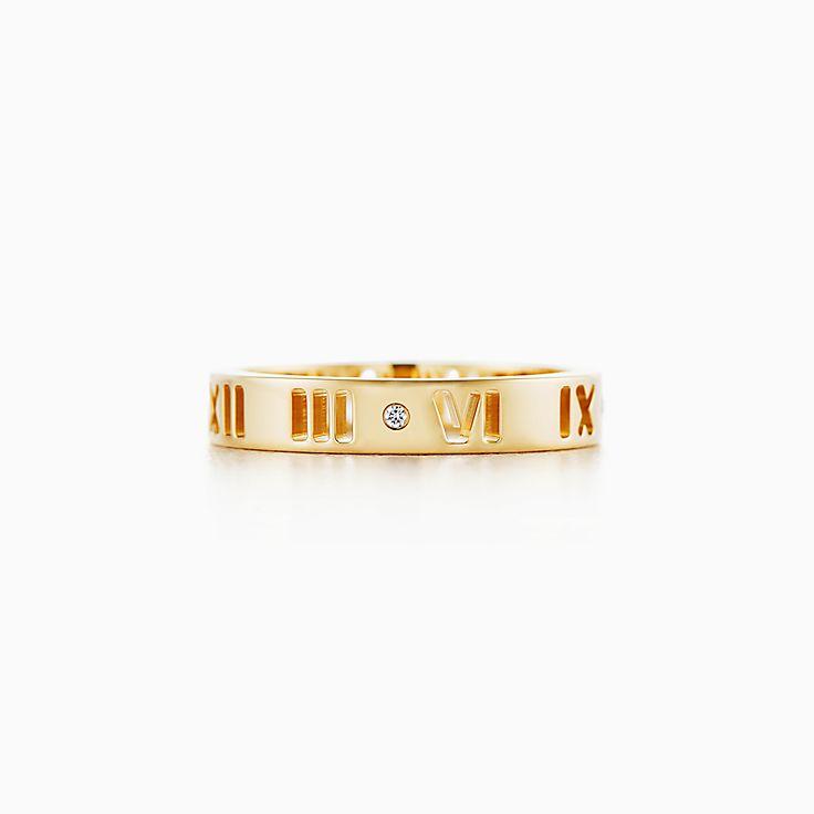 Atlas®: кольцо с художественной перфорацией