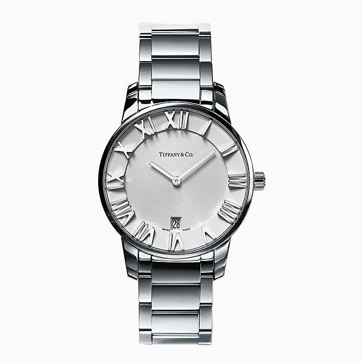 Atlas®:2-Zeiger-Uhr, 37,5mm