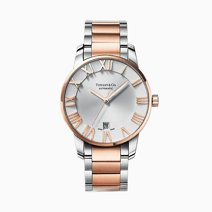 Atlas®:3-Zeiger-Uhr, 37,5mm