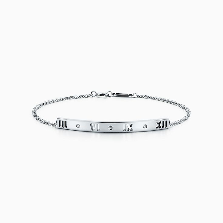 Atlas®:Pierced Bar Bracelet