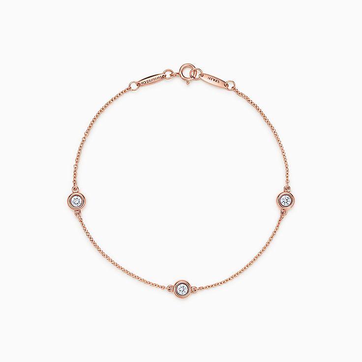 Bracelet Diamonds by the Yard® d'Elsa Peretti®