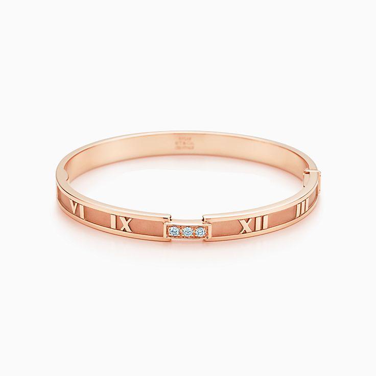 Bracelet jonc à charnière Atlas®