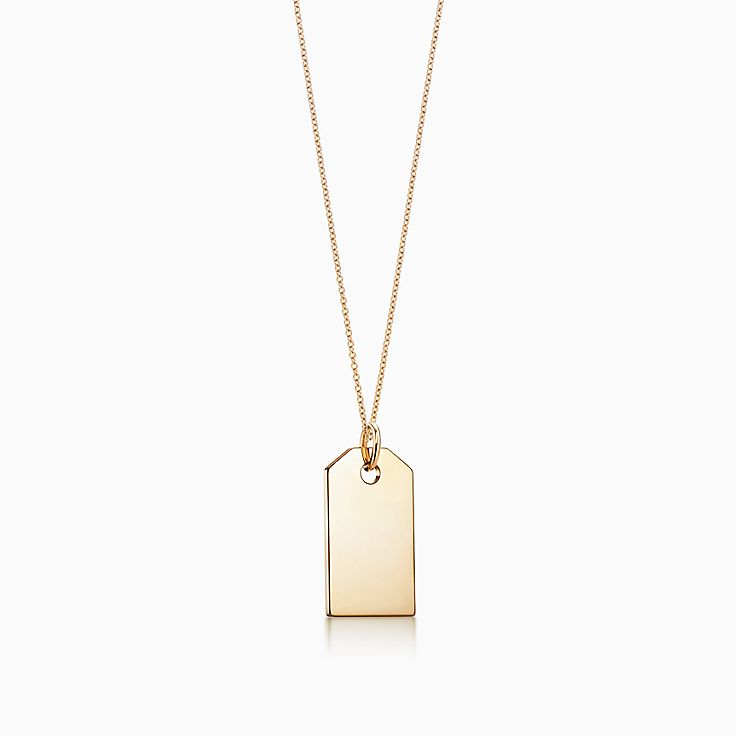 Breloques Tiffany: Plaque