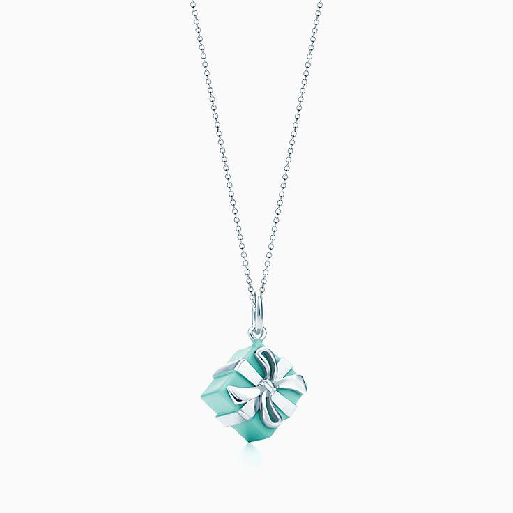 Charm Tiffany Blue Box®