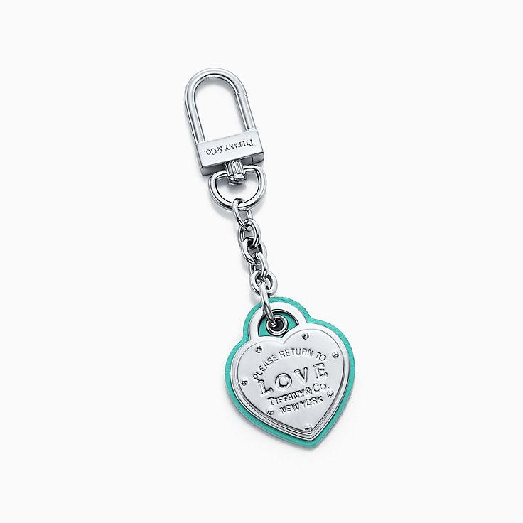 Ciondolo da borsa Love. Collezione Return to Tiffany™