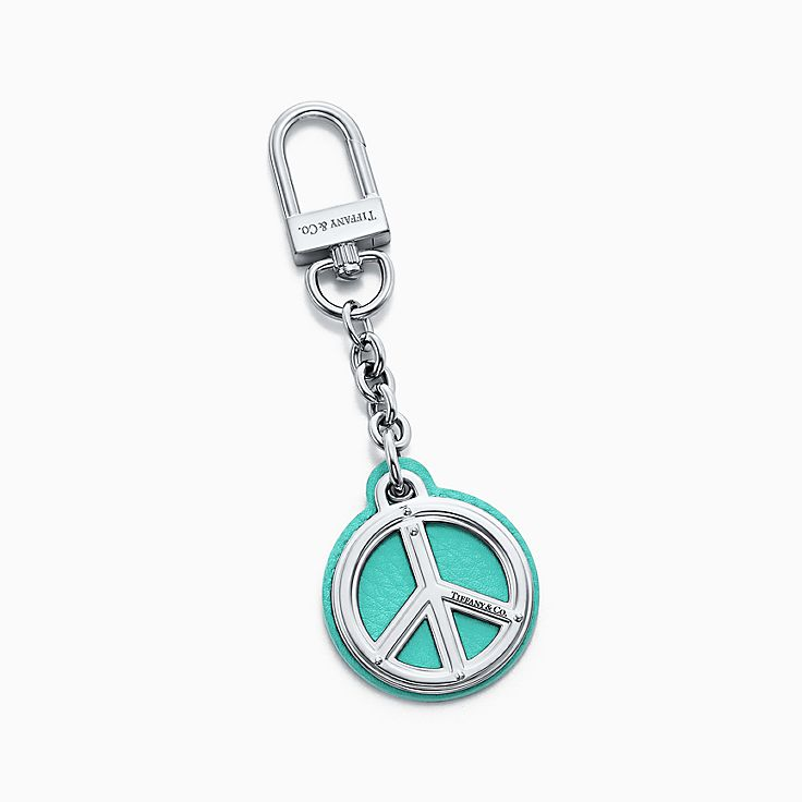 Ciondolo da borsa simbolo della pace