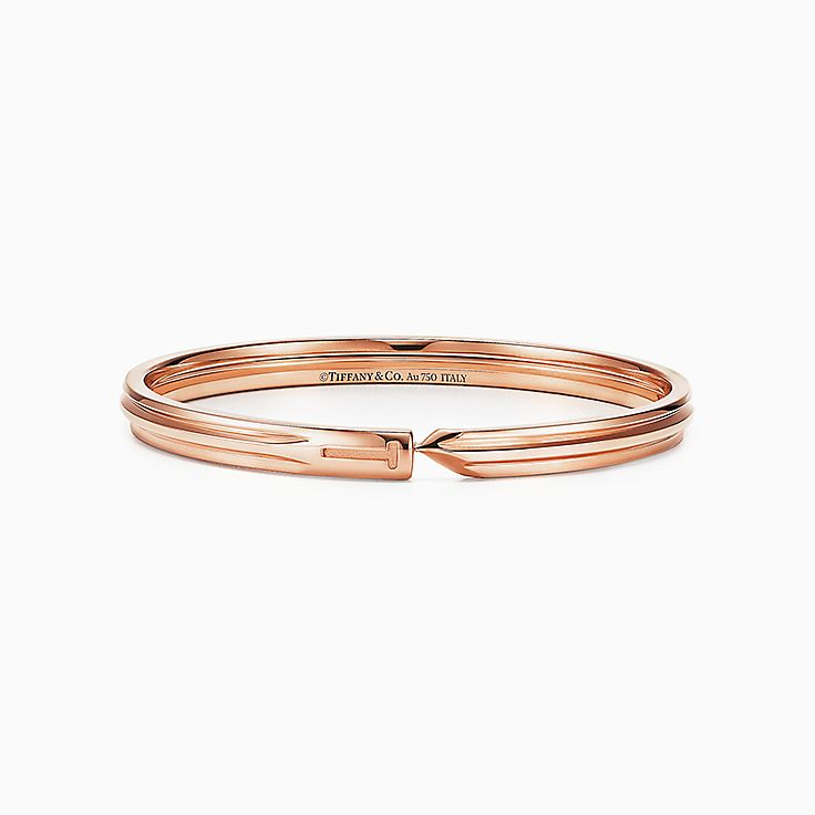 Clés Tiffany:Bracelet jonc étroit Modern Keys