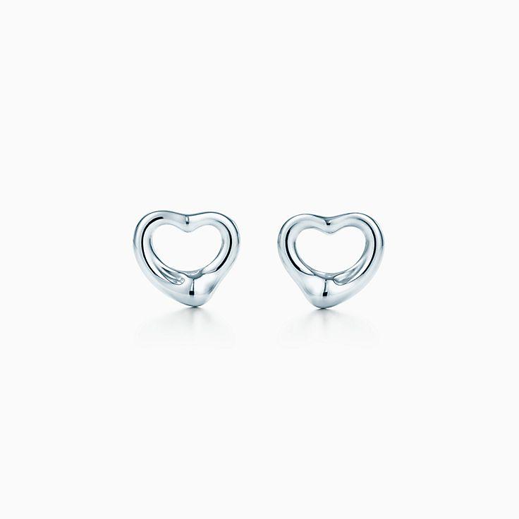 Collezione Open Heart di Elsa Peretti®:Orecchini