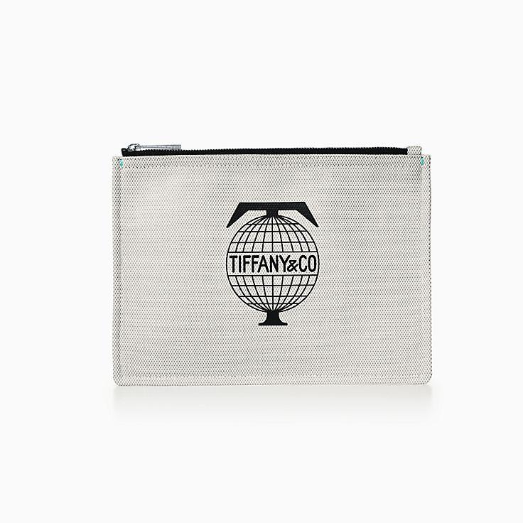 Collezione Tiffany Travel:Pochette piatta