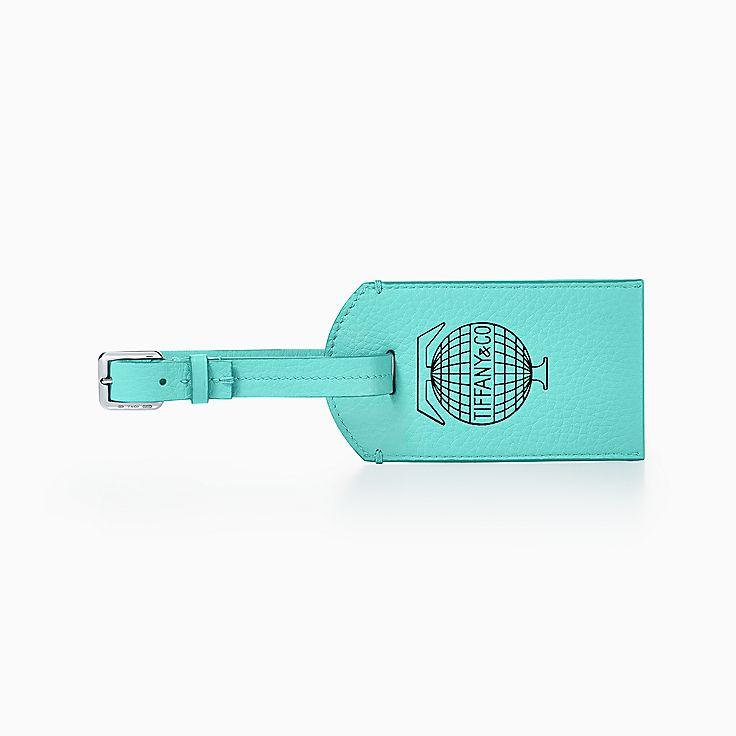 Collezione Tiffany Travel:Portaetichetta per bagaglio