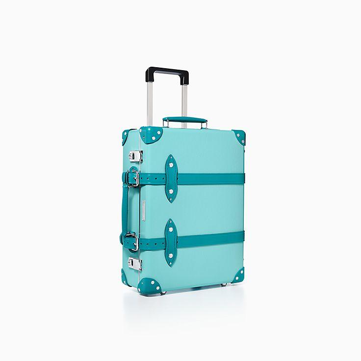 Collezione Tiffany x GLOBE-TROTTER:Trolley da 45,8cm