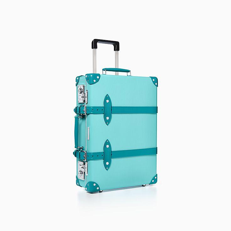 Collezione Tiffany x GLOBE-TROTTER:Trolley da 50,8cm