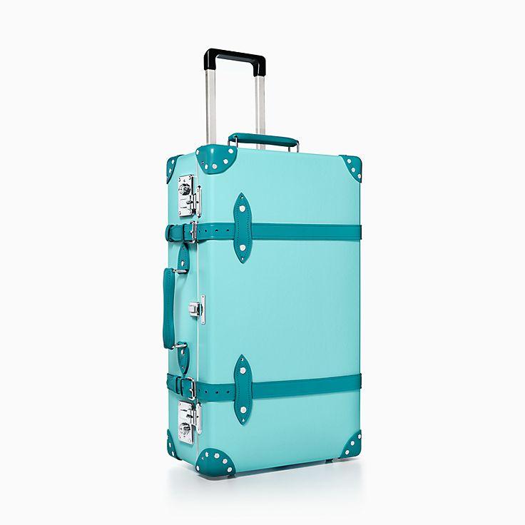 Collezione Tiffany x GLOBE-TROTTER:Trolley da 66,1cm