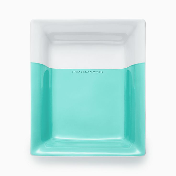 Color Block:Тарелочка для мелочей