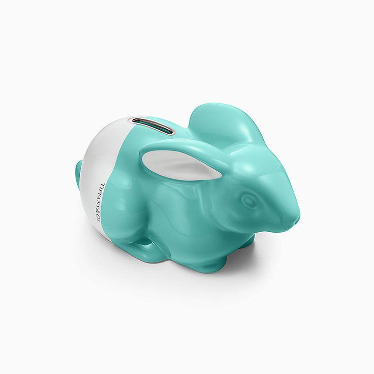 Color Block:兔子撲滿