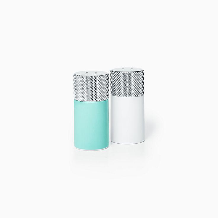 Color Block: juego de salero y pimentero