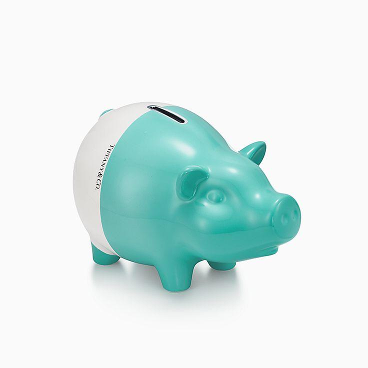 Color Block:Piggy Bank