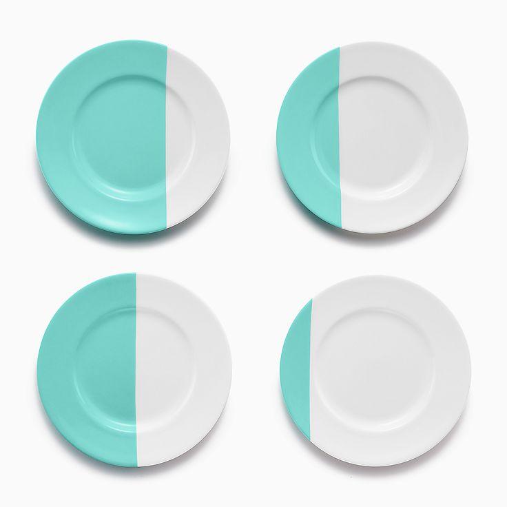 Color Block:Platos de cóctel
