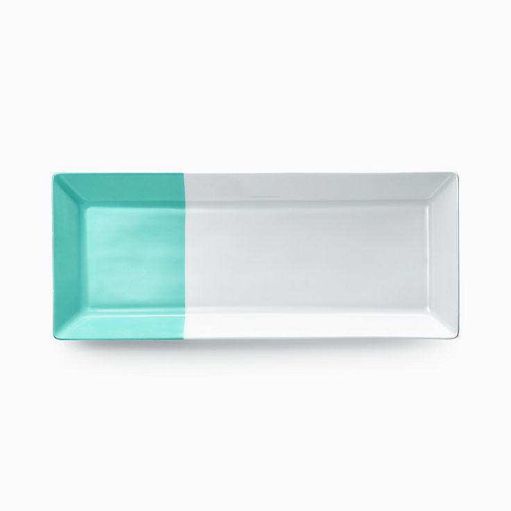 Color Block:Rechteckige Platte