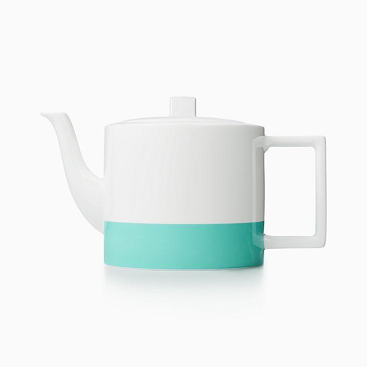 Color Block:Teekanne