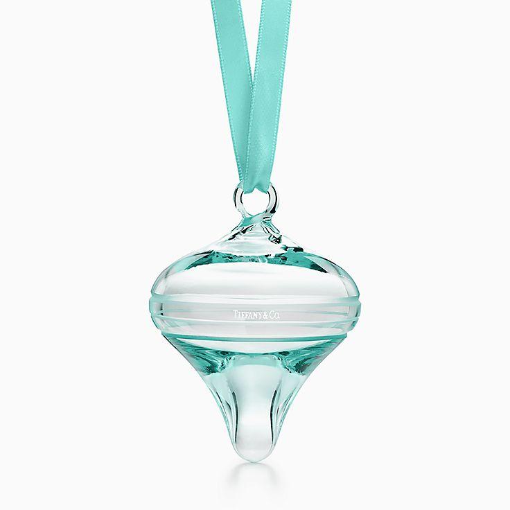 Crystal Onion Ball Ornament