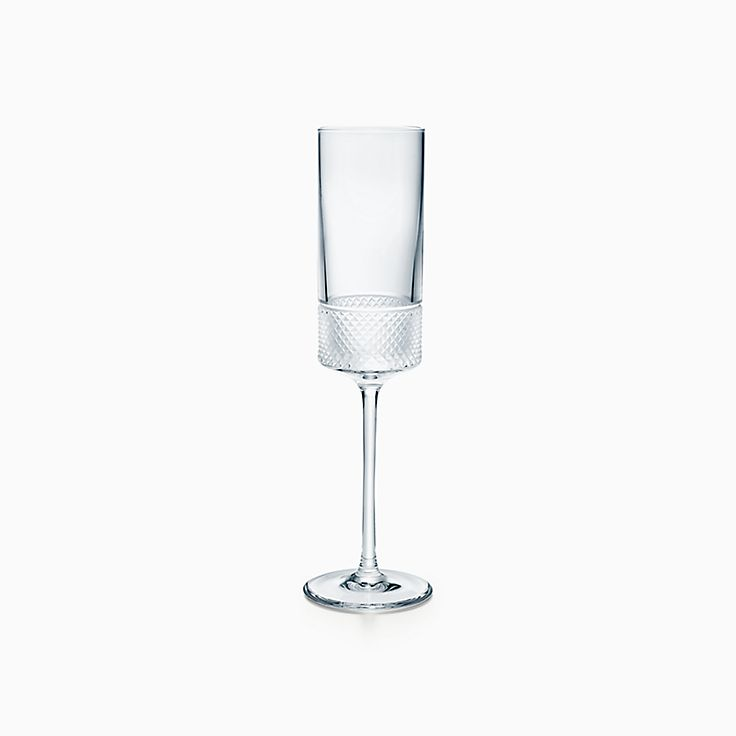 Diamond Point: Champagnerflöte
