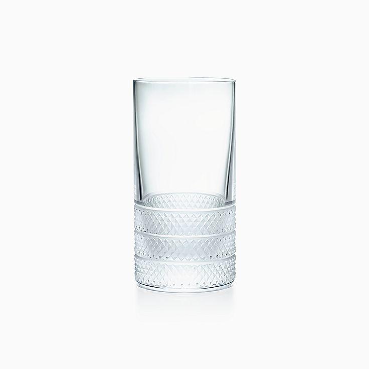 Diamond Point: vaso largo