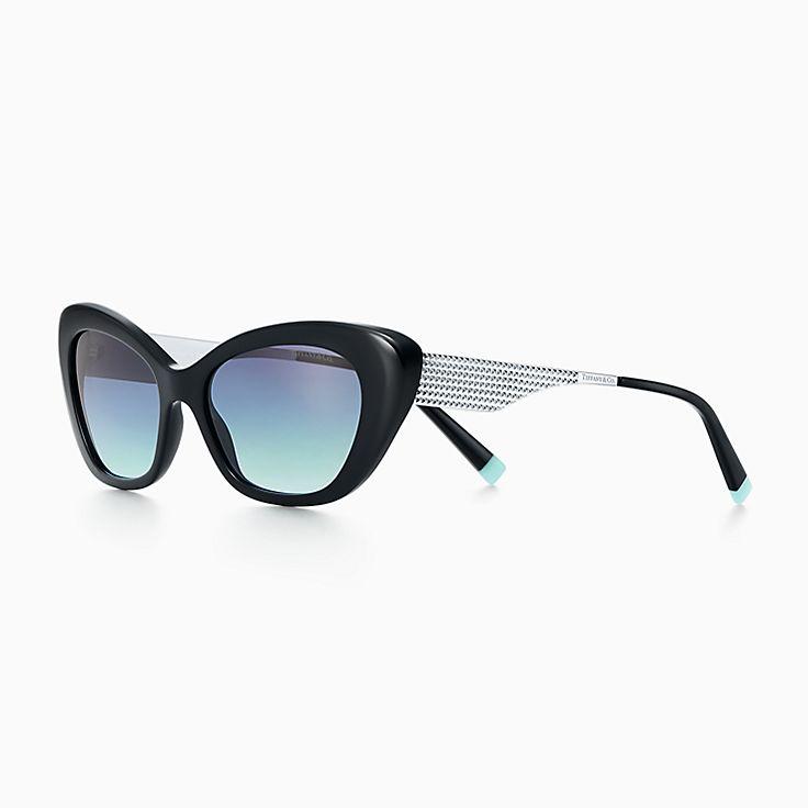 Diamond Point:Cat Eye Sunglasses