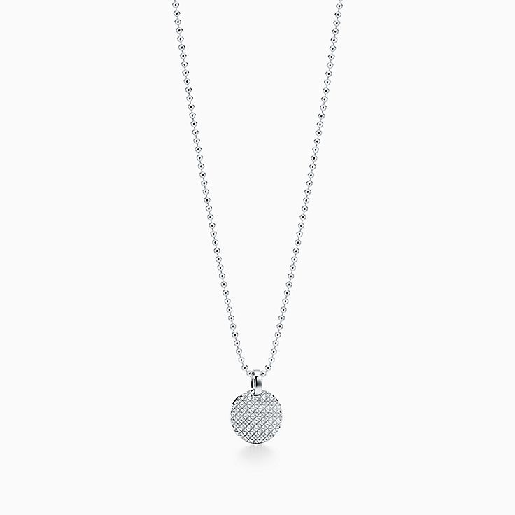 Diamond Point:Circle Pendant