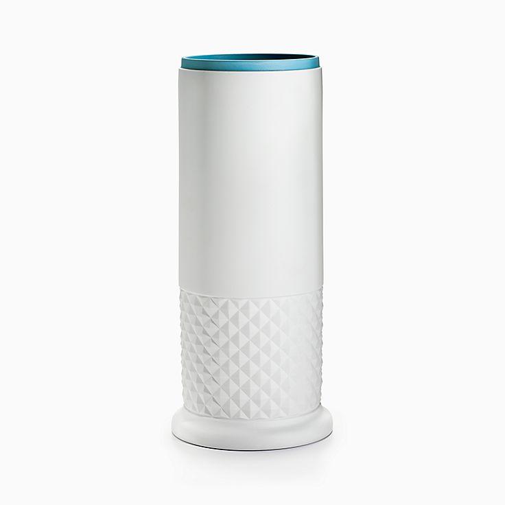 Diamond Point:Cylinder Vase