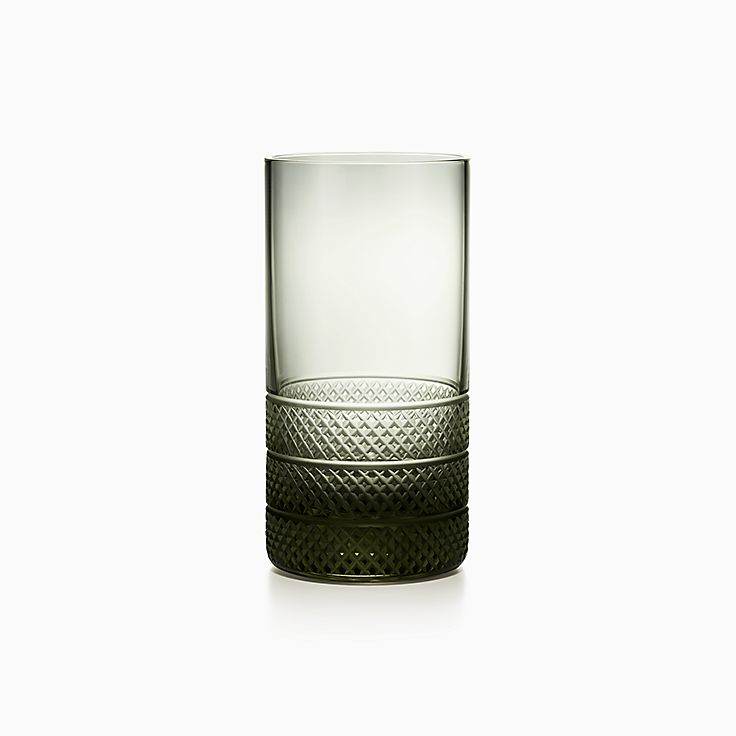 Diamond Point:Highball Glass