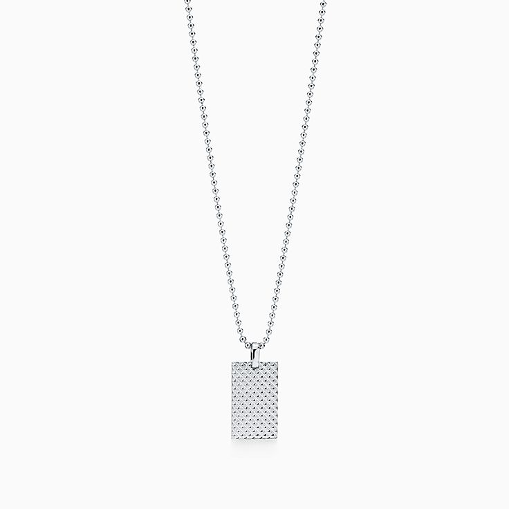 Diamond Point:Rectangle Pendant