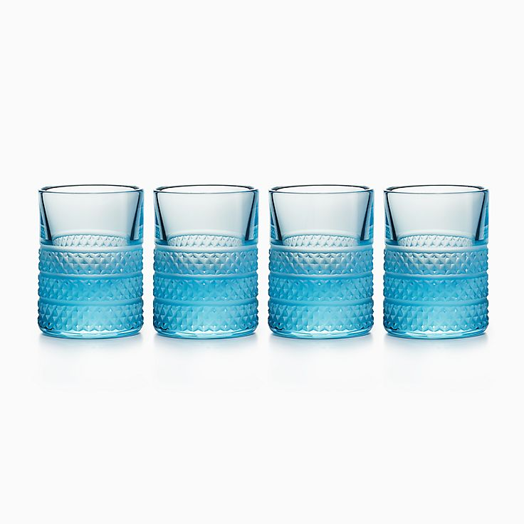 Diamond Point:Shot Glass Set