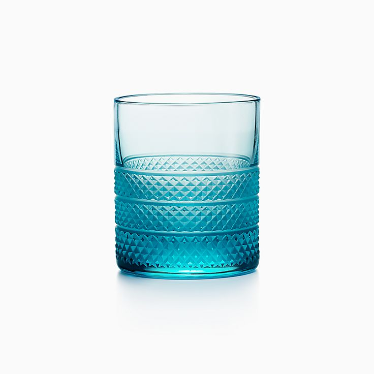 Diamond Point:Single Old-Fashioned Glass