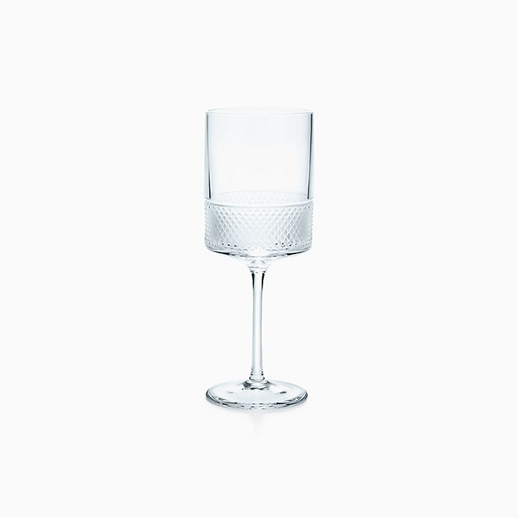 Diamond Point:Wine Glass