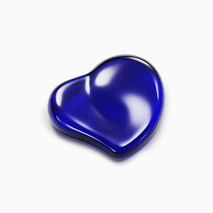 Elsa Peretti™: пресс-папье в форме сердца