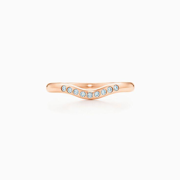 Elsa Peretti™:Изогнутое кольцо