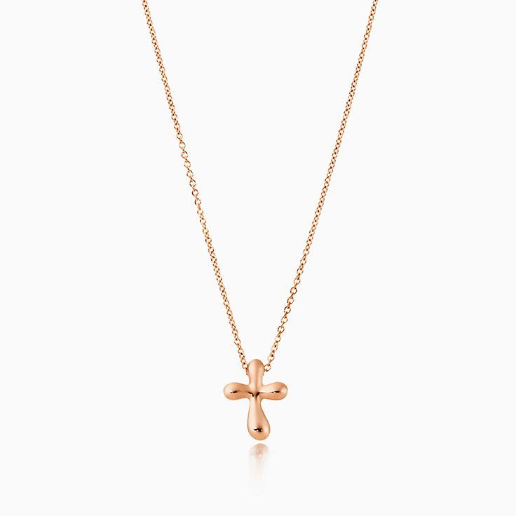 Elsa Peretti™:Подвеска-крест