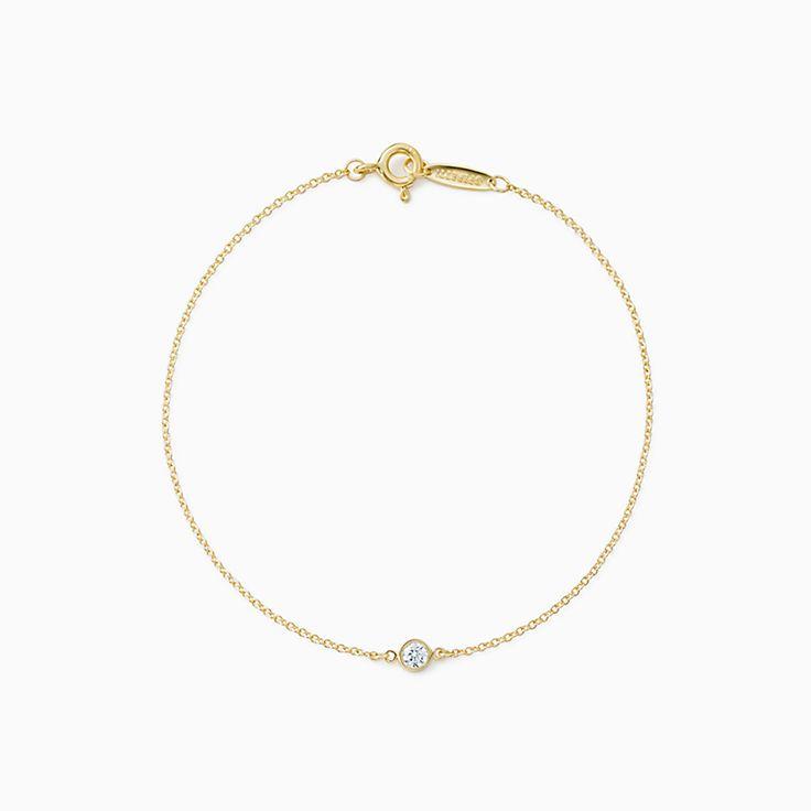 Elsa Peretti®: Bracciale Diamonds by the Yard®