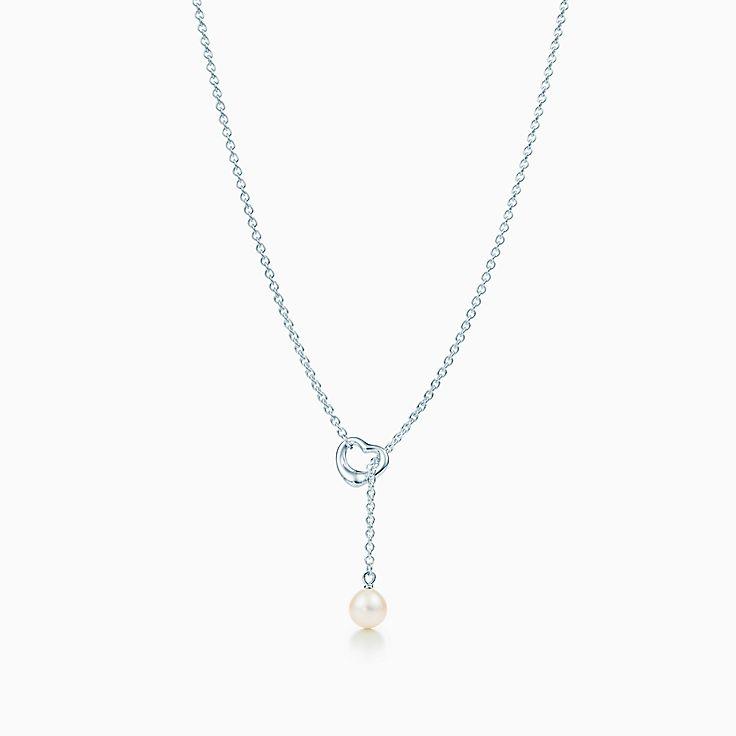 Elsa Peretti™: colar Open Heart