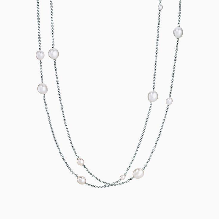 Elsa Peretti™: colar Sprinkle Pearls by the Yard™