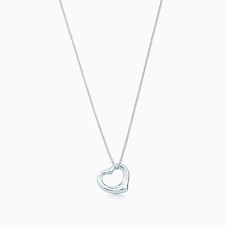 Elsa Peretti®: colgante Open Heart