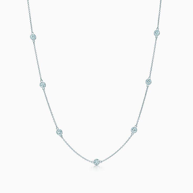 Elsa Peretti™ Ожерелье Diamonds by the Yard™