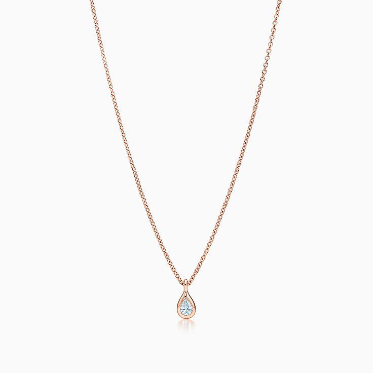 Elsa Peretti™: подвеска Diamonds by the Yard™