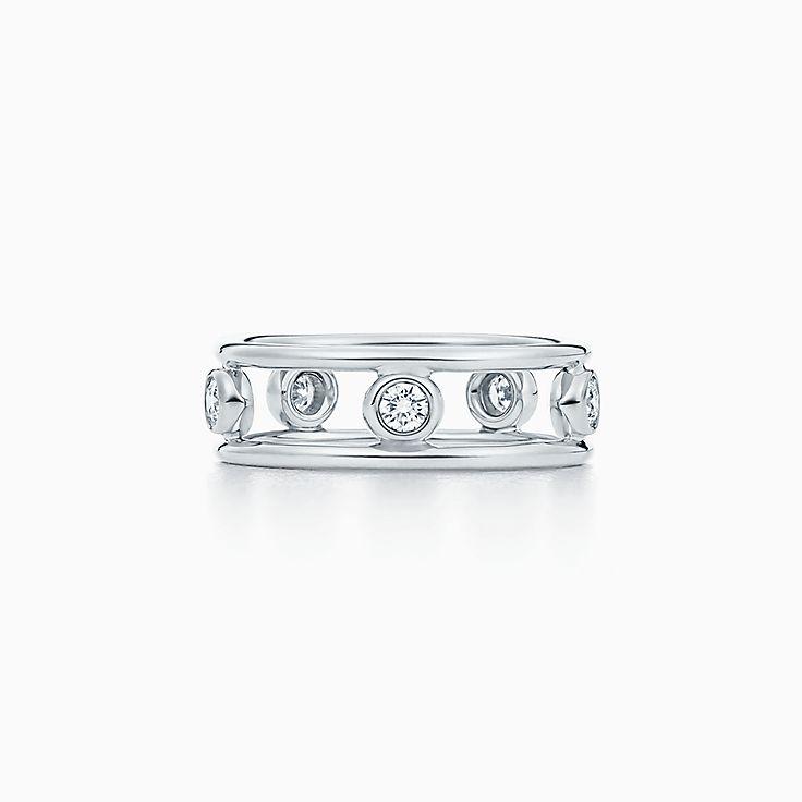 Elsa Peretti™:Кольцо Diamonds by the Yard™