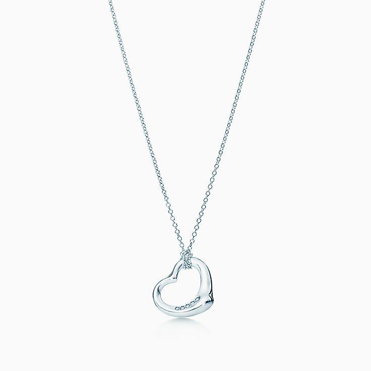 Elsa Peretti™: подвеска Open Heart