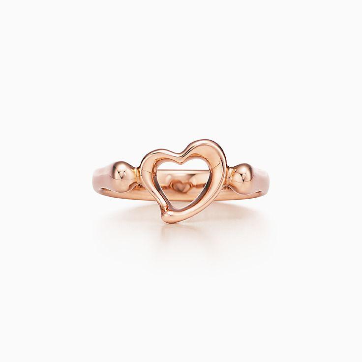 Elsa Peretti™: кольцо Open Heart