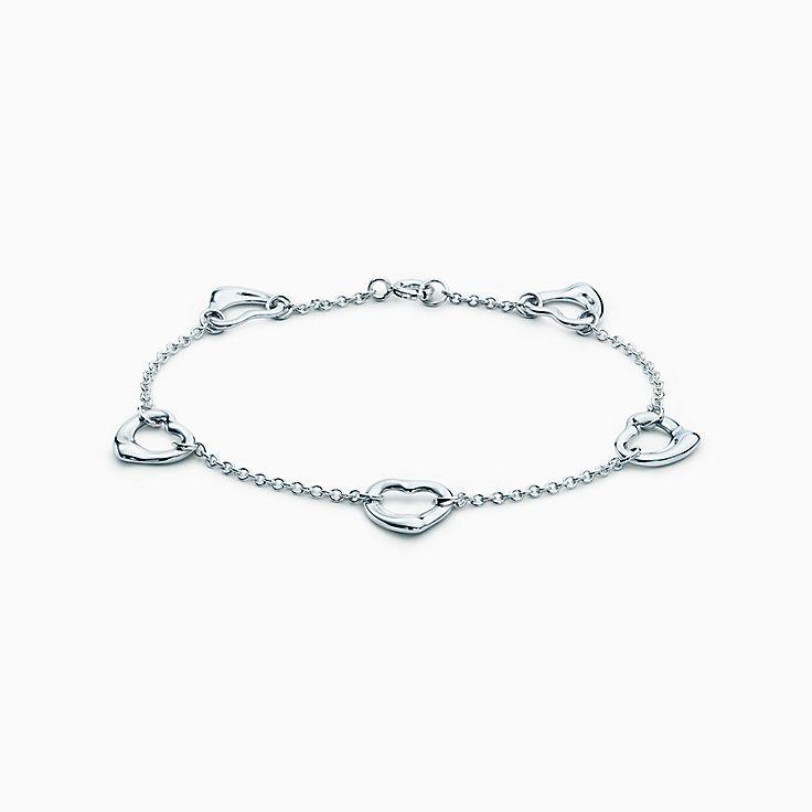 Elsa Peretti®: Open Heart Armband