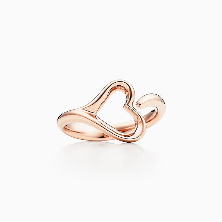 Elsa Peretti®: Open Heart Ring