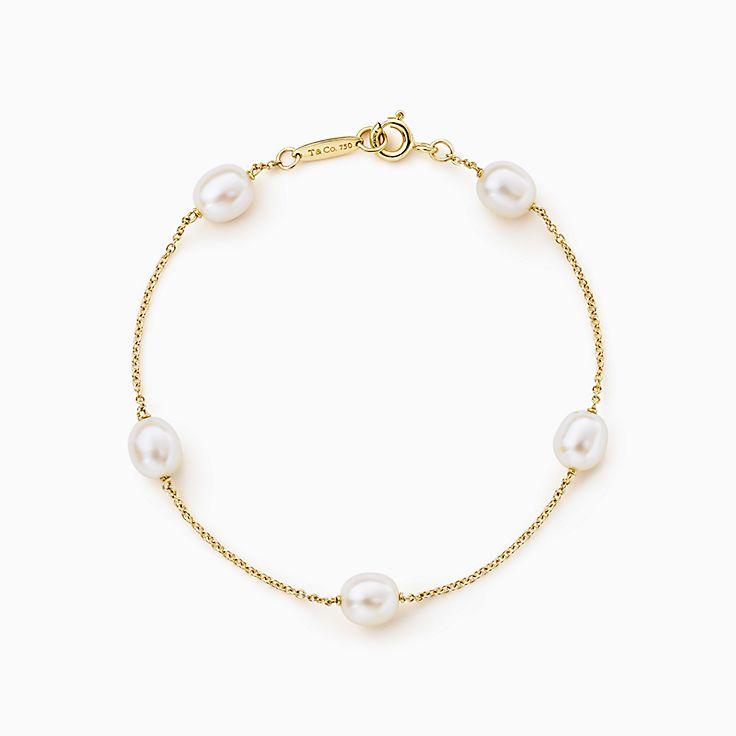 Elsa Peretti™: браслет Pearls by the Yard™